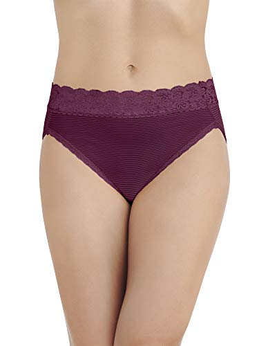 Lace And Satin Hipster - 9