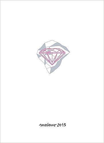 Maitena 2015 Agenda anillada - Diamante fondo blanco ...