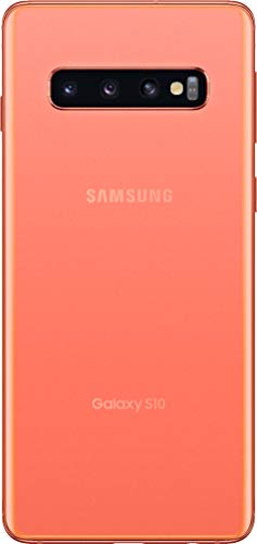 Samsung Galaxy Cellphone - S10 AT&T Factory Unlock (Flamingo Pink, 512GB)