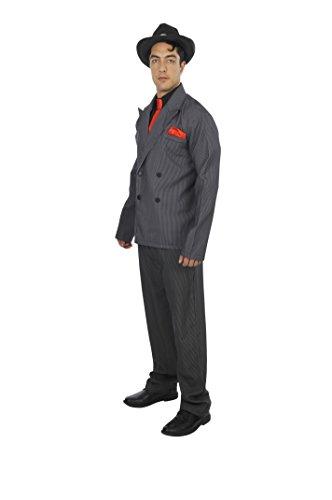 Magik Costumes Gangsta Man (Gangsta Costume Male)