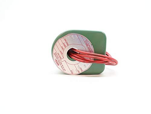 ASCO 99-257-5D RED-HAT Solenoid Valve Coil 120V-AC