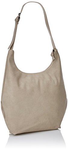 Skunkfunk Olau, Shopper y Bolso de Hombro para Mujer, 7x44x45 cm (W x H x L) Gris (Grey)