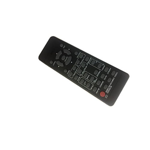 4EVER Replacment Remote Control for Hitachi CP-X2510 CP-X3010 CP-X2511 CP-X3011 CP-X2511N CP-X3010E Projector by 4EVER E.T.C