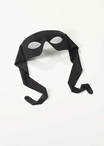 Black Eye Mask Costume