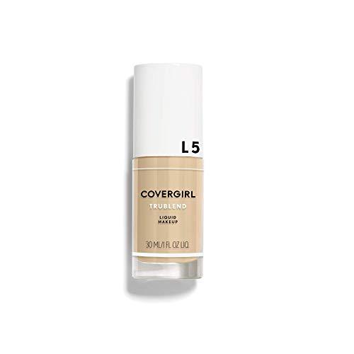 Covergirl Trublend Liquid Makeup, L5 Creamy Natural, 1 Fluid Ounce