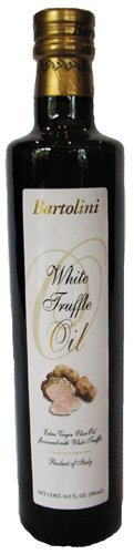 Bartolini Italian White Truffle Oil 16.9 oz. Bottle (500 ml) 6 pack