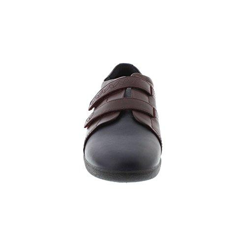 Padders Revive - Marine Bordo (cuir) Chaussures Femme