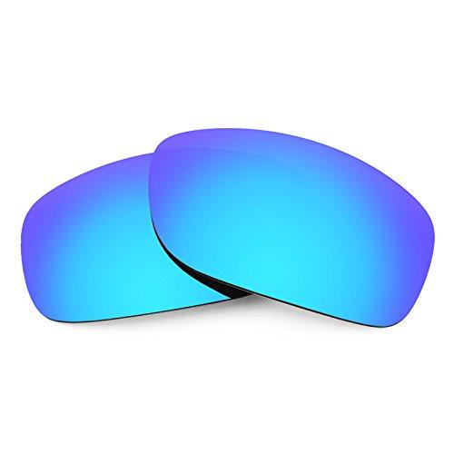 Verres de rechange pour Revo Belay RE4038 — Plusieurs options Bleu Glacier MirrorShield® - Polarisés