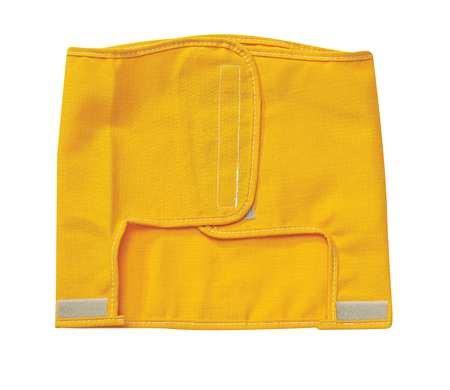 Helmet Shroud (Fire Helmet Shroud, Yellow, Nomex IIA)