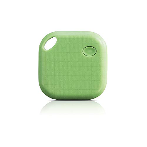 (Mini GPS tracker, Puyujin Waterproof Real Time GPS Locator Anti Theft Alarm Tracking Device for Wallet Car Kids Pets Bags etc (Green))