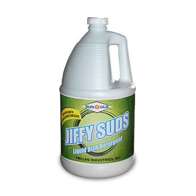 Sun Glo Jiffy Sudz 4x1 Gallon - Case