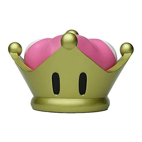 CrazyCatCos Super Mario Bowsette Super Crown Boosette Cosplay Gold Accessory ()