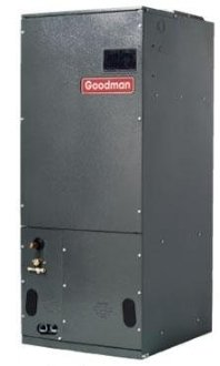 Goodman 3 Ton 18 SEER Heat Pump with 3.5 Ton Variable Speed Air Handler DSZC180361/AVPTC42D14 - With Heater 5 KW 17,000 BTU's