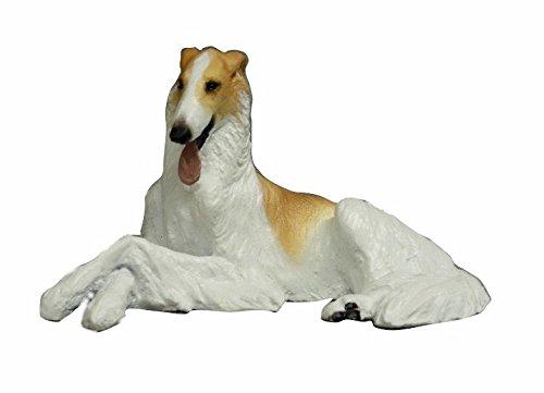 Borzoi Figurine (Ron Hevener Borzoi Dog Figurine)