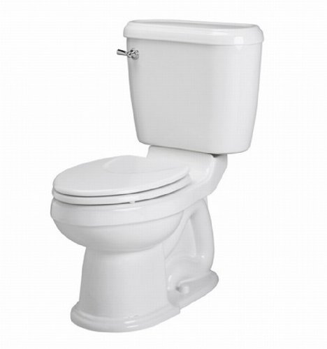 - American Standard 2738.014.222 Oakmont Champion-4 Elongated Right Height Two-Piece Toilet, Linen