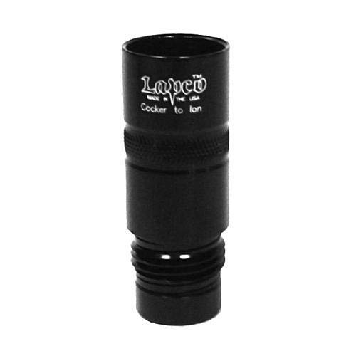 LAPCO Paintball Gun Barrel Adapter Autococker to Impulse/Ion/Luxe Threads by LAPCO
