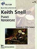 Piano Repertoire 0th Edition
