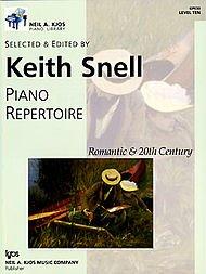 Piano Repertoire: Romantic & 20th Century, Vol. 11: Level 10 (Neil A. Kjos Piano Library)