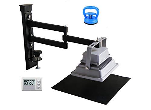TECHTONGDA LED UV Exposure Unit Equipment for Silk Screen Printing Stencil Ink-Jet Making Small Plate UV Light