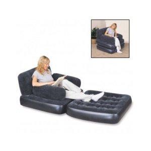 lit d 39 appoint 1 personne amazon. Black Bedroom Furniture Sets. Home Design Ideas