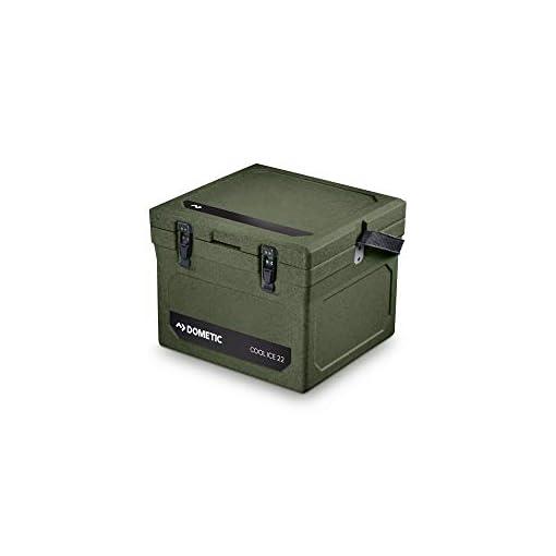 dometic 9600019218 kühlbox, grün