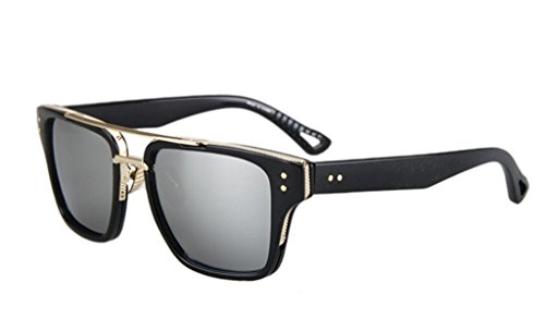Trendy Polarized Sunglasses Metal Rectangular - Site D&g Official