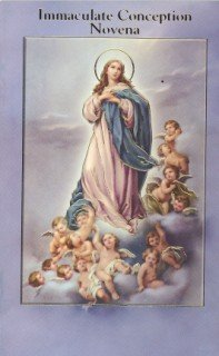 Immaculate Conception Novena Book ()