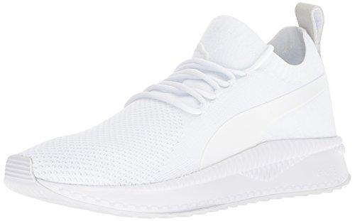PUMA Men's Tsugi APEX Evoknit Sneaker, White, 10.5 M US