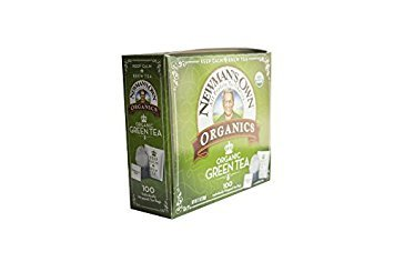 (Newmans Own Organics Royal Tea, Organic Green Tea, 100-Count Individually Wrapped Tea Bags )