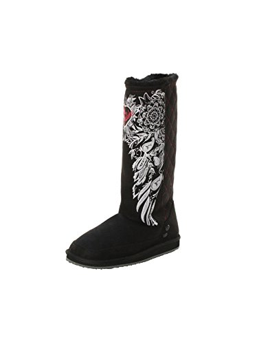 Metal Mulisha Women's Icon Boot-10 black