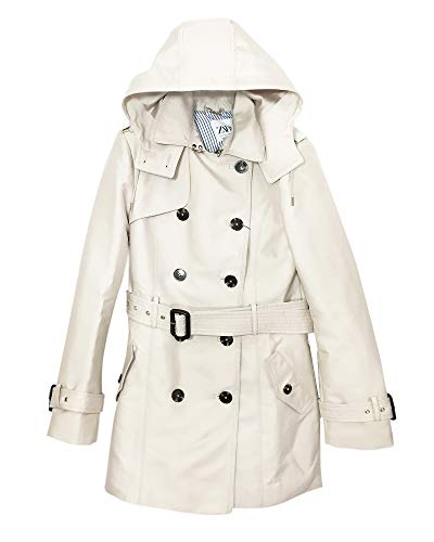 Zara Women Water-Resistant Tailored Trench Coat 0518/056 for sale  Delivered anywhere in USA