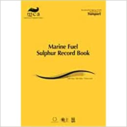 Buy Marine Fuel Sulphur Record Book Book Online at Low Prices in