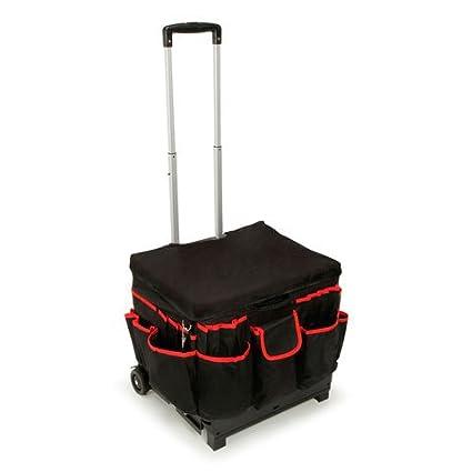 Amazon Com Bulk Buy Darice Diy Crafts Large Rolling Craft Cart