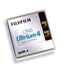 20 Pack Fuji 15716800 LTO4 Ultrium 4 800/1.6TB Data Cartridge by Fujifilm