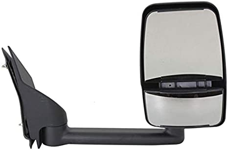 For 03-17 GMC SAVANA 1500 2500 3500 Upper Tow Mirror Glass Passenger Side RH