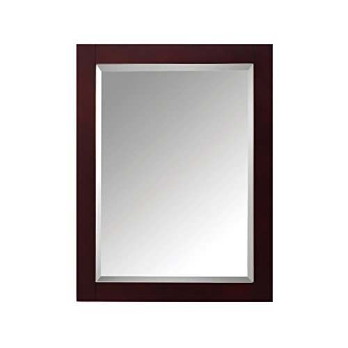 Avanity 24 in. Mirror for Modero in Espresso finish