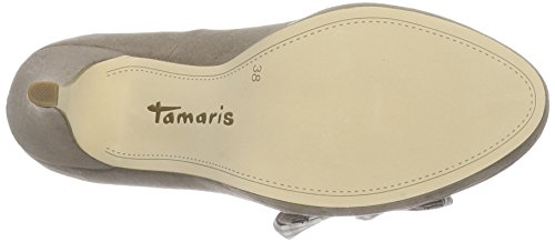 Tamaris 22461 - Tacones Mujer Marrón (pepper 324)