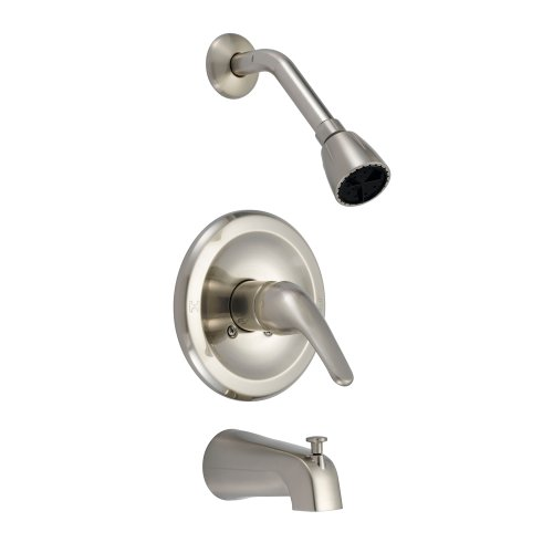 shower faucet satin nickel - 7