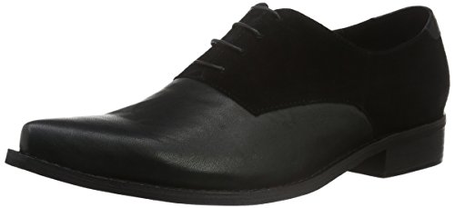 Bear Femme à Lacets Black the Noir Shoe Chaussures Annika Fq55Ya