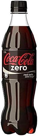Coca-Cola Zero 50cl (pack de 24): Amazon.es: Alimentación y bebidas