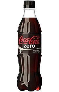 Coca-Cola Lemon Zero Sucres 1,25L (pack de 6): Amazon.es: Alimentación y bebidas