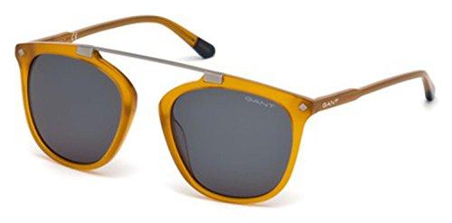 Lunettes de soleil GANT GA7086 C52 42A (shiny orange / smoke)