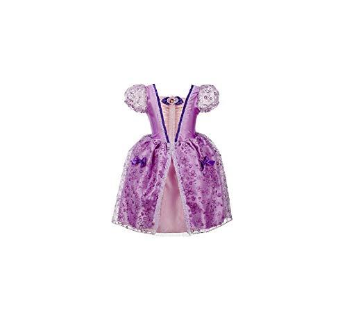 Girl Costume Cinderella Snow White Cosplay Princess Rapunzel