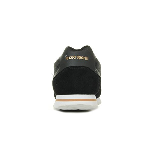 Coq Louise Women's Black Trainers Metallic Black Sportif Le Gold Rose dq7gwd