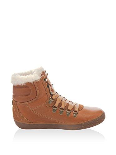 Fitflop Scarpa Stringata Hyka Tm Boot Cognac Eu 40 (reino Unido 6.5)