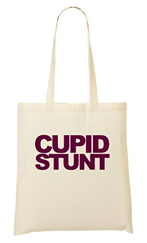 CP Cupid Stunt Kenny Everett Funny Bolso De Mano Bolsa De La Compra