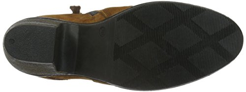 Mjus 566201-0101-6179, Zapatillas de Estar por Casa para Mujer Marrón - Braun (tan)