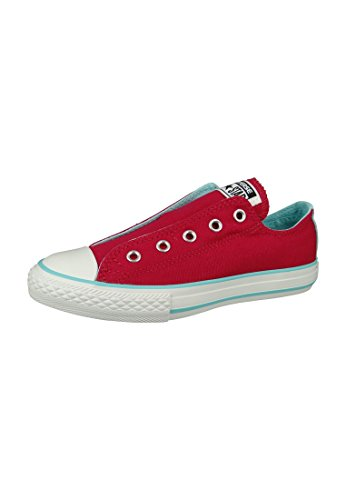 Converse Chuck Taylor AS hijos engobe negro 3V019 Berry Pink/Poolside