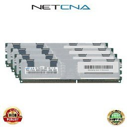 Registered Memory 667 Kit (SEWX2A1Z 4GB (4x1GB) Sun SPARC Enterprise M3000 DDR2-667 Registered Memory Kit 100% Compatible memory by NETCNA USA)