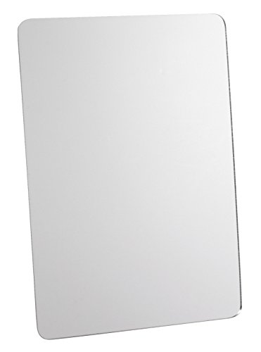 5 X Mirror (School Smart Personal Mirror with Magnet Back - 5 x 7)